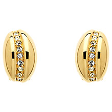 Buy Monet Crystal Bombay Clip-On Earrings Online at johnlewis.com