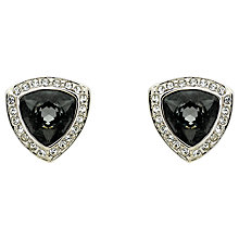 Buy Finesse Swarovski Crystal Pave Stud Earrings Online at johnlewis.com