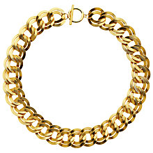 Buy Monet Double Chain Necklace Online at johnlewis.com