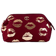 Buy Charlotte Tilbury Limited Edition Makeup Bag Online at johnlewis.com