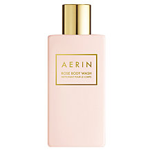 Buy AERIN Rose Body Wash, 225ml Online at johnlewis.com