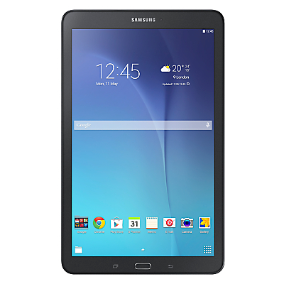 Samsung Galaxy Tab E Tablet Quadcore Android 9.6 8GB WiFi