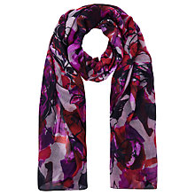 Buy Kaliko Printed Scarf, Multi Online at johnlewis.com