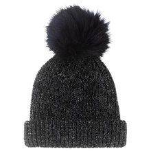 Buy Whistles Alpaca Mix Knitted Hat Online at johnlewis.com