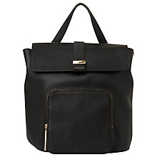 Buy Whistles Portland Leather Backpack Online at johnlewis.com
