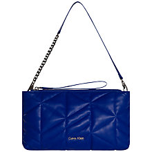 Buy Calvin Klein Nora Clutch Online at johnlewis.com