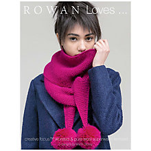 Buy Rowan Loves... Worsted & Pure Wool Superwash Worsted by Martin Storey Knitting Book Online at johnlewis.com
