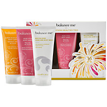 Buy Balance Me Bathing Beauties Trio Christmas Set Online at johnlewis.com