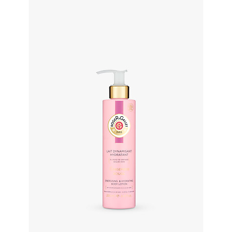 Buy Roger & Gallet Gingembre Rouge Shower Gel, 200ml Online at johnlewis.com
