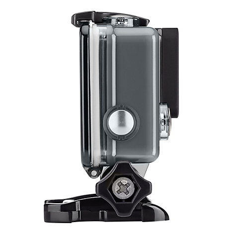 Buy GoPro HERO+ Waterproof Camcorder, HD 1080p, 8MP, Wi-Fi, Bluetooth with Built-In Microphone Online at johnlewis.com