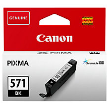 Buy Canon CLI-571 Ink Cartridge Online at johnlewis.com