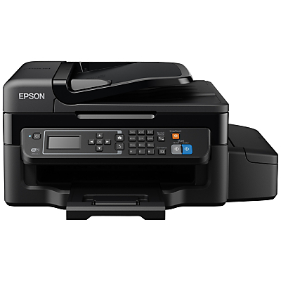 Epson Ecotank ET-4500 Four-In-One Wi-Fi Printer with High Capacity Integrated Ink Tank System & 2 Years Ink Supply Included