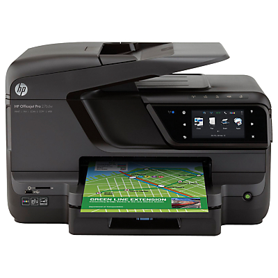 HP Officejet Pro 276 Dw Multifunction Printer with Touch Screen