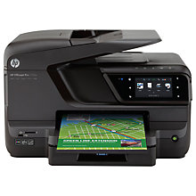 Buy HP Officejet Pro 276 Dw Multifunction Printer with Touch Screen Online at johnlewis.com