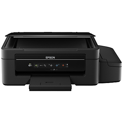 Image of Epson Ecotank ET-2500 Three-In-One Wi-Fi Printer with High Capacity Integrated Ink Tank System & 2 Years Ink Supply Included