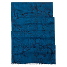 Buy Hobbs Sketch Rose Scarf Online at johnlewis.com