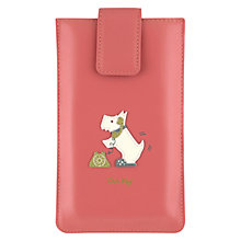 Buy Radley Chin Wag Leather iPhone 6 Case Online at johnlewis.com