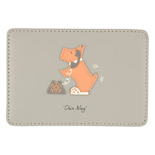 Buy Radley Chin Wag Leather Travel Card Holder Online at johnlewis.com
