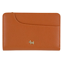 Buy Radley Leather Medium Leather Zip Purse Online at johnlewis.com