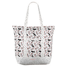 Buy Radley Fleet Street Cotton Tote, Natural Online at johnlewis.com
