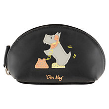 Buy Radley Chin Wag Leather Coin Purse Online at johnlewis.com