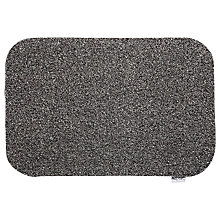Buy Hug Rug Doormat, Slate Online at johnlewis.com