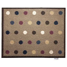 Buy Hug Rug Doormat, Spots Online at johnlewis.com