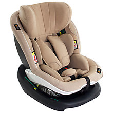 Buy BeSafe iZi Modular i-Size Car Seat, Beige Online at johnlewis.com