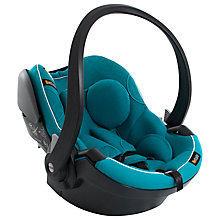 Buy BeSafe iZi Go Modular Car Seat, Ocean Blue Online at johnlewis.com