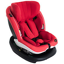 Buy BeSafe iZi Modular i-Size Car Seat, Red Online at johnlewis.com
