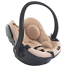 Buy BeSafe iZi Go Modular Car Seat, Beige Online at johnlewis.com