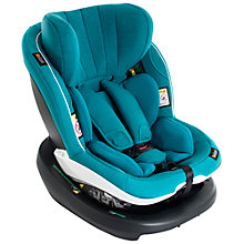 Buy BeSafe iZi Modular i-Size Group 1 Car Seat, Ocean Blue Online at johnlewis.com