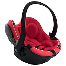 Buy BeSafe iZi Go Modular Car Seat, Red Online at johnlewis.com
