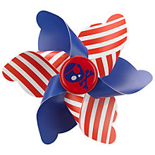 Buy Micro Scooters Pirate Windmill, Red/Blue/White Online at johnlewis.com