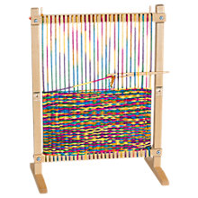 Buy Melissa & Doung Multi Craft Weaving Loom Online at johnlewis.com