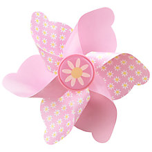 Buy Micro Daisy Windmill Scooter Accessory , Pink Online at johnlewis.com