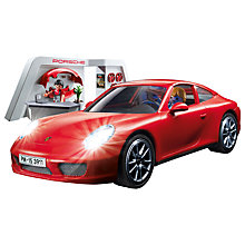 Buy Playmobil City Life Porsche 911 Carrera Online at johnlewis.com