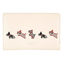 Buy Radley Pickwick Medium Leather Zip Purse Online at johnlewis.com