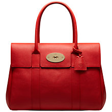 Buy Mulberry Bayswater Small Classic Grain Bag Online at johnlewis.com
