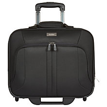 Buy Antler Business 200 Laptop Trolley, Black Online at johnlewis.com