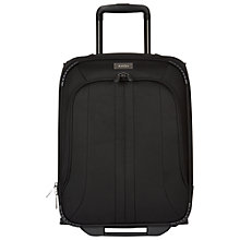 Buy Antler Business 200 Mobile Office Suitcase, Black Online at johnlewis.com