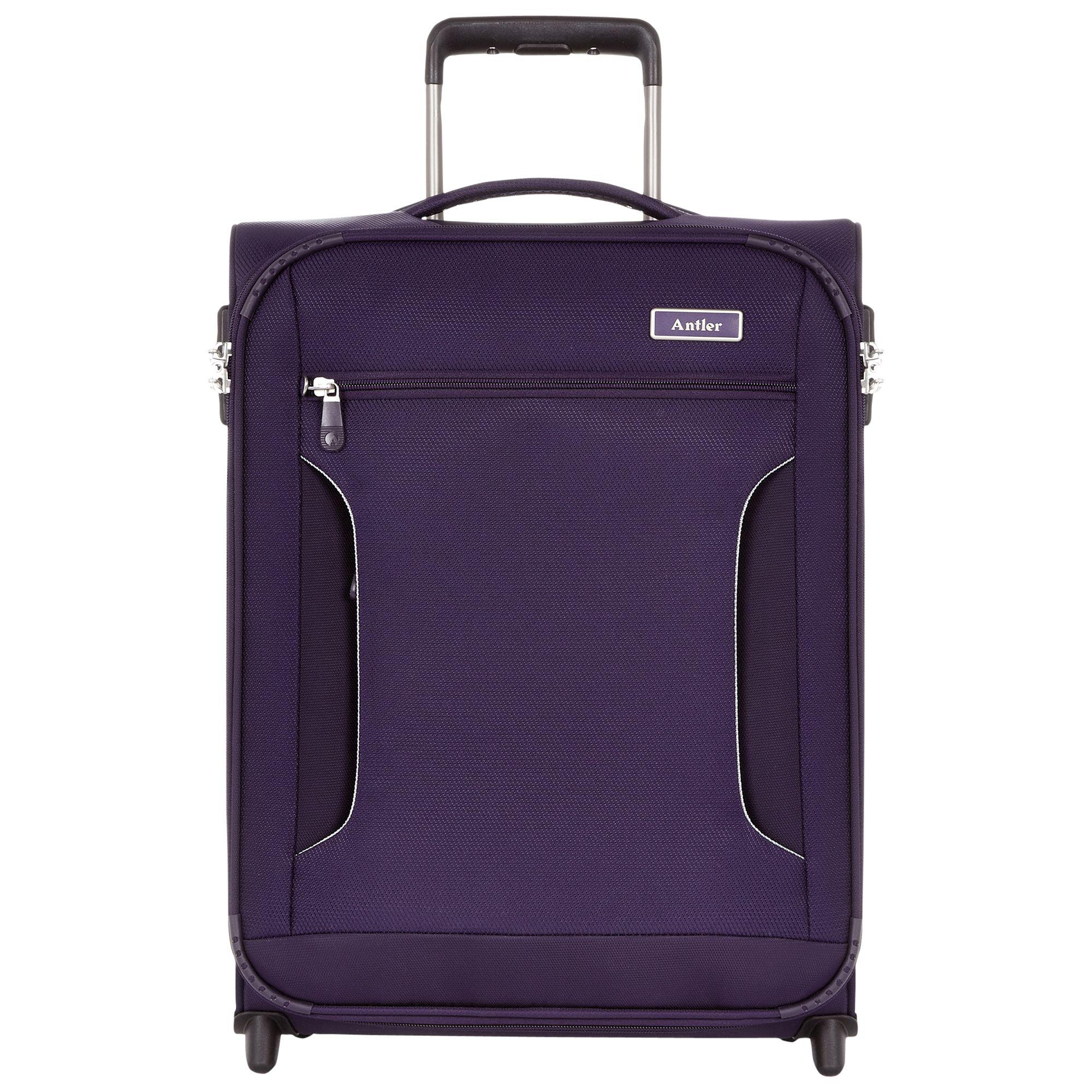 Antler Antler Cyberlite II 2-Wheel 55cm Cabin Suitcase