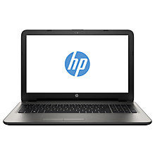 "Buy HP 15-ac103na Laptop, Intel Core i3, 8GB RAM, 1TB, 15.6"" Online at johnlewis.com"