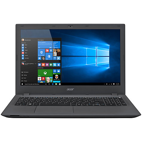 "Buy Acer Aspire E5-574G Laptop, Intel Core i7, 8GB RAM, 1TB, 15.6"" Online at johnlewis.com"