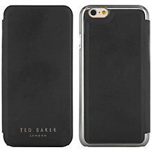 Buy Ted Baker Case for iPhone 6, Black Online at johnlewis.com