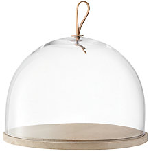 Buy LSA International Ivalo Dome and Cheese Board Set Online at johnlewis.com