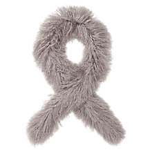 Buy Jigsaw Mongolian Wool Scarf Online at johnlewis.com
