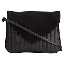 Buy Jigsaw Sofia Quilted Pouch Bag Online at johnlewis.com