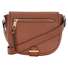 Buy Oasis Sadie Saddle Bag Online at johnlewis.com