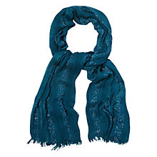 Buy White Stuff Metallic Stripe Scarf Online at johnlewis.com